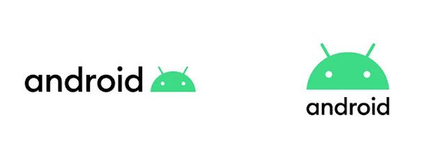android-q-10-google-mobile-smartphone-design-logo-marca-identidade-visual