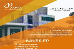 Lowongan Kerja Japfa Group