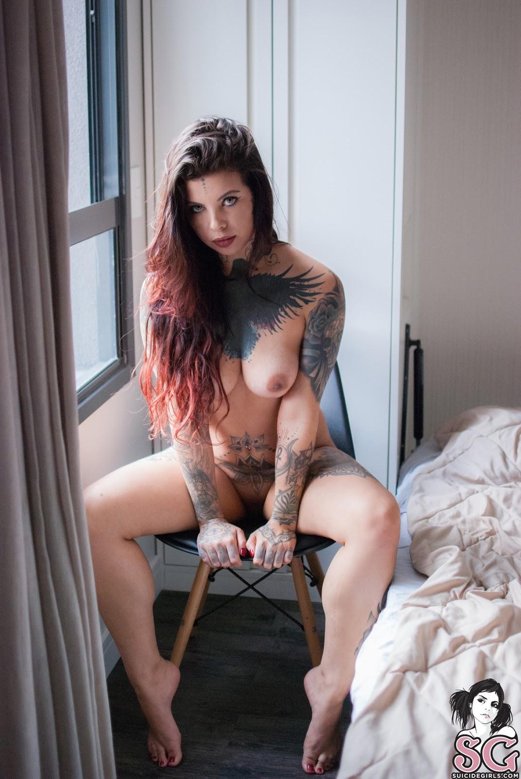 Marjo suicide nude