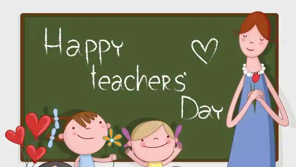 National Teacher Day Wishes Sweet Images