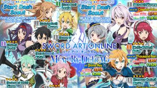 Sword Art Online: MD - Best 4-Star Characters Tier List - Rank A