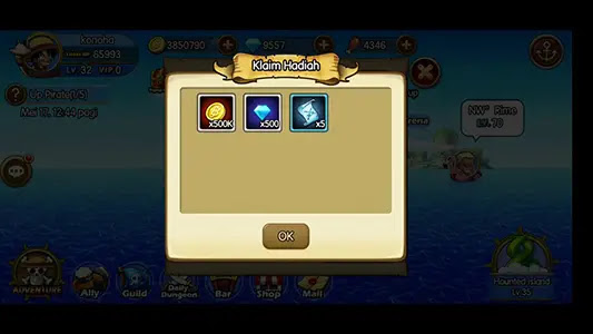 Ocean Rebellion Promo Codes