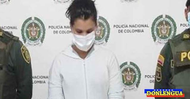 Venezolana detenida en Colombia por caerle a tiros a un perro