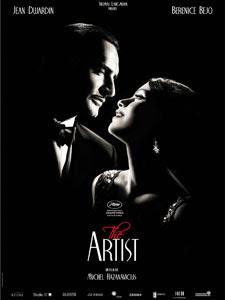 Poster original de The Artist