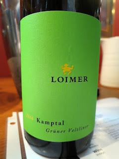 Loimer Grüner Veltliner 2016 (90 pts)