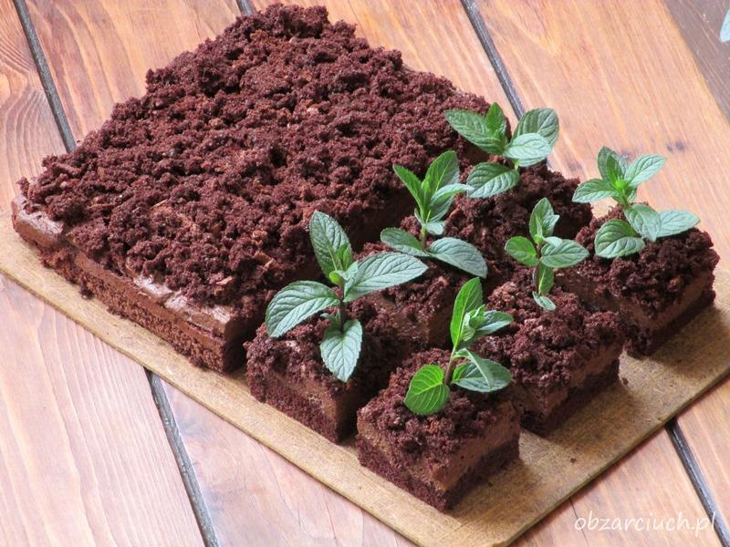 Ciasto Doniczka Obżarciuch