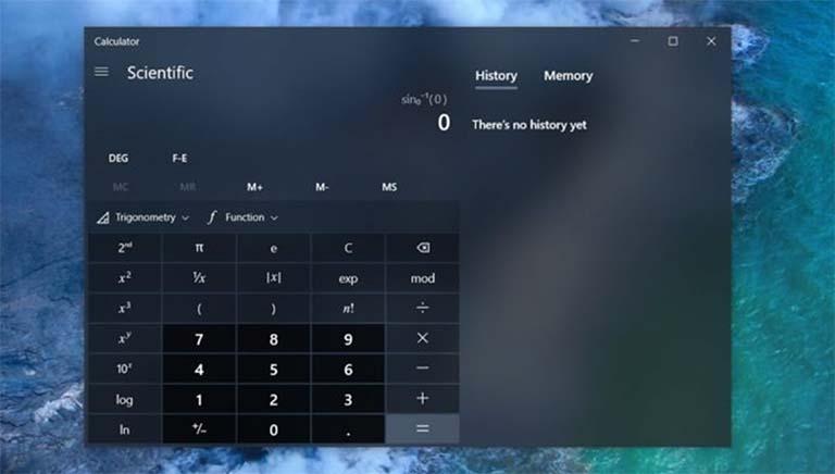 Windows 10 Calculator Mendapatkan Fitur Baru Yang Banyak Manfaat