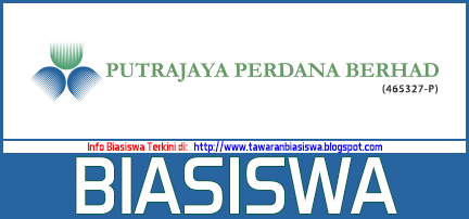Biasiswa Putrajaya Perdana Berhad | Biasiswa