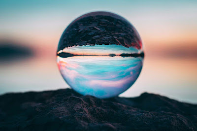 80mm Lensball,Crystal Ball for DSLR and Mobile Photography
