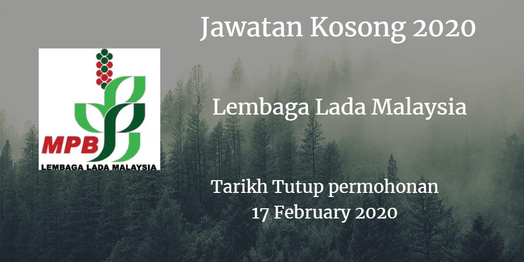 Jawatan Kosong MPB 17 Februari 2020