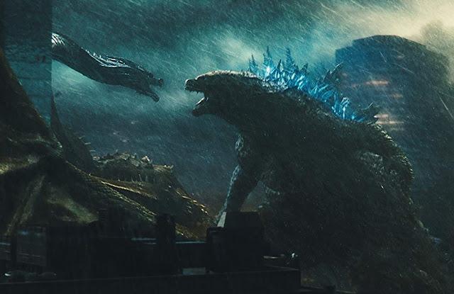 """""""Godzilla"""" é rei das bilheterias com abertura mundial de US$ 179 milhões"""