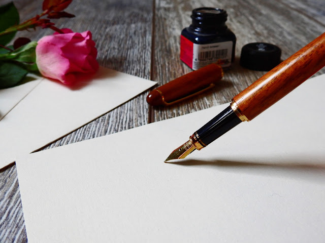 qualitytime-tipps-gegen-langeweile-blog-achtsamkeit-Brief-Schreiben