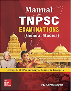 tnpsc general studies manual for group 1, 2, 4 exams