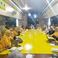 KPPG Kota Langsa Bertekad Bersatu di Bawah Payung Kuning