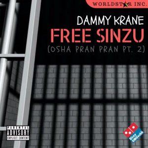 MUSIC: Dammy Krane – Free Sinzu (Prod. By Dicey)