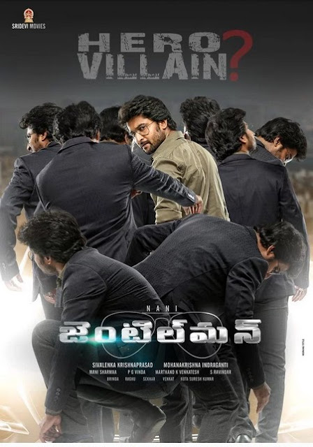 Nani's Gentleman Movie First Look Released