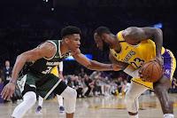 NBA 2019/2020 - El COVID-19 suspende la NBA. Norman Powell y LeBron James, los mejores de la última semana de competición