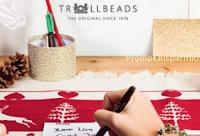 "Trollbeads ""Share a Christmas Card 2020"" : vinci gratis regali di Natale"