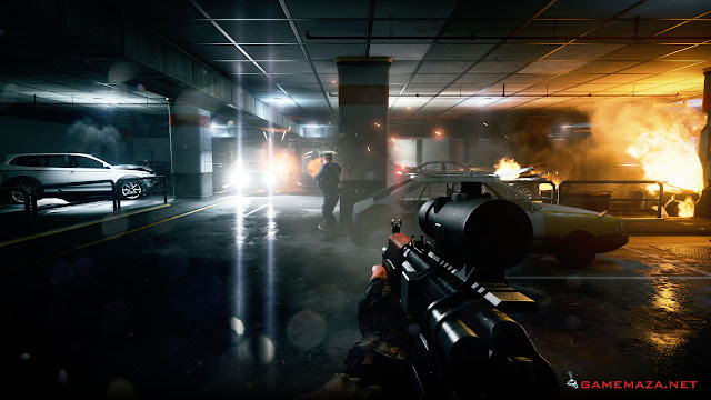 Battlefield 3 Premium Edition Gameplay Screenshot 4