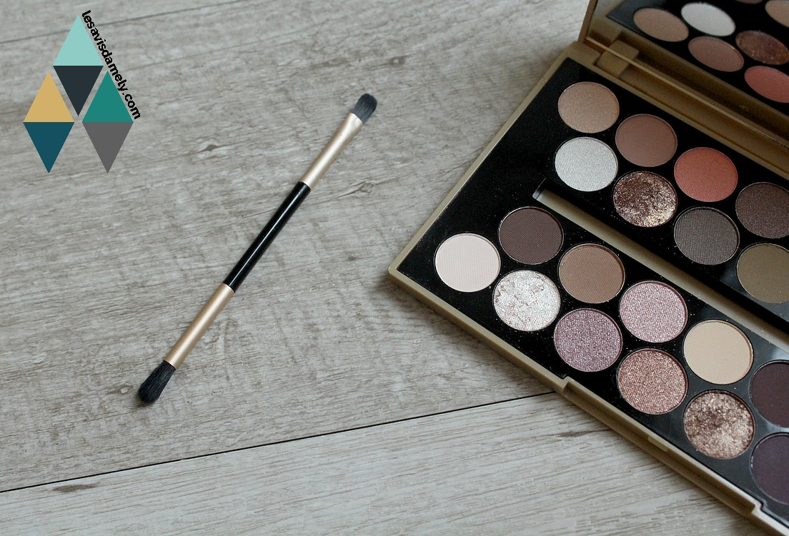 avis Makeup Revolution palette maquillage