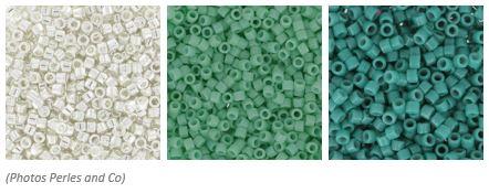 comment choisir les couleurs de ses perles miyuki delicas 11/0