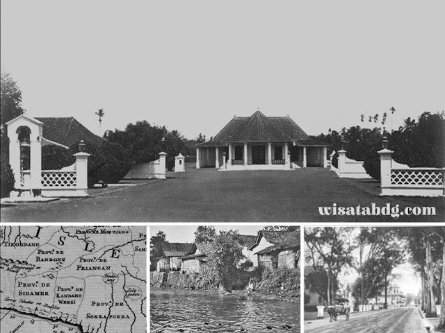 Berulang Tahun ke-209, Inilah Sisi Lain Sejarah Kota Bandung