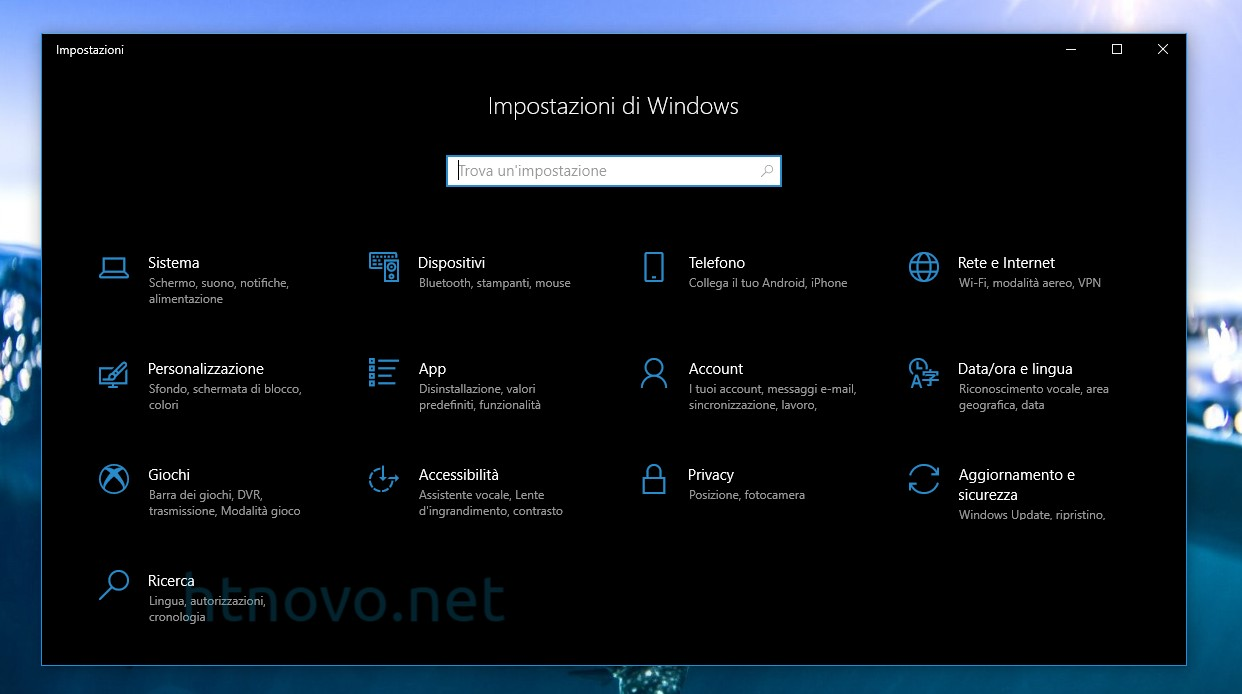 Cortana-disabilitata-Impostazioni-Windows-10