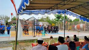 HUT Yang ke 18, Pemdes Bunkate Gelar Turnamen Voli Se-Lombok Tengah