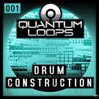 RnB Electro Drum Loops (WAV/REX)