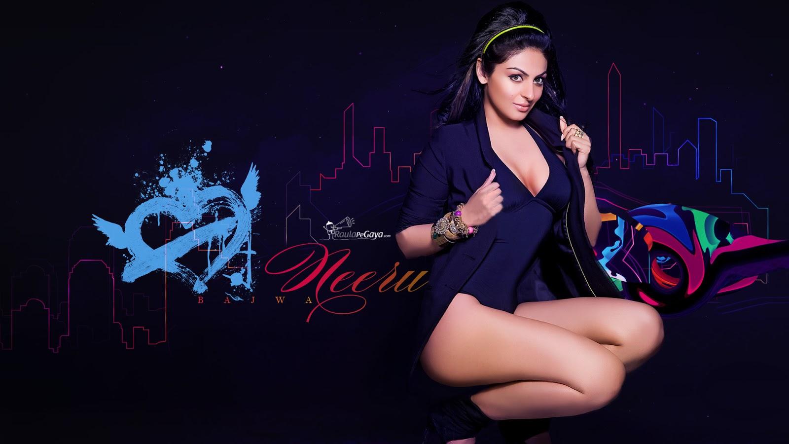 kashmira shah neeru bajwa hot desktop wallpapers