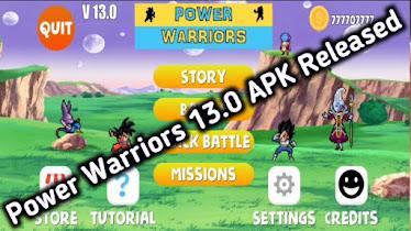 Power Warriors 13.0 Mod apk