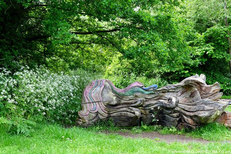 Lee Valley Sculpture Trail