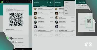 Cara Menyadap WhatsApp dengan Aplikasi WhatsApp Web