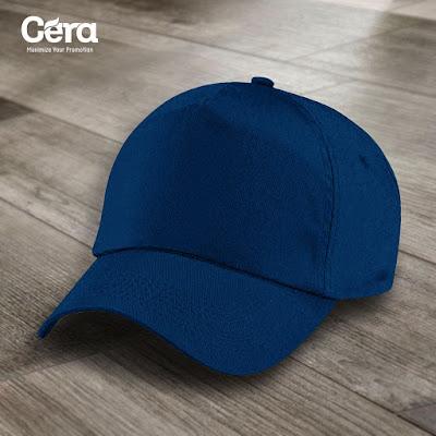 Souvenir Perusahaan Topi