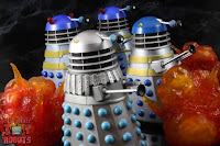 Doctor Who 'The Jungles of Mechanus' Dalek Set 27