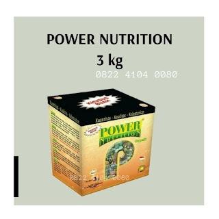 Power Nutrition 3 kg,harga,manfaat,cara pakai,