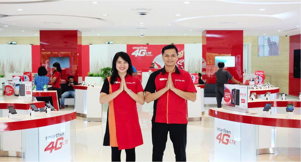 Lowongan Kerja Gadget Specialist Pt Smartfren Telecom Tbk Tangerang Info Loker Serang