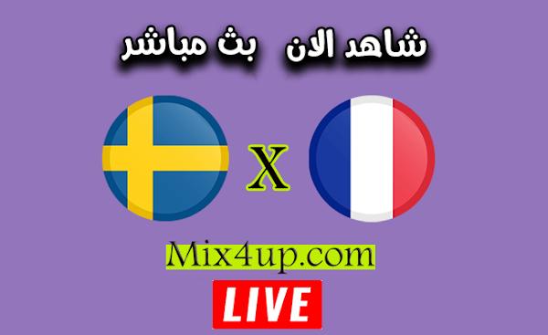 نتيجة مباراة فرنسا والسويد اليوم بتاريخ 05-09-2020 في دوري الأمم الأوروبية