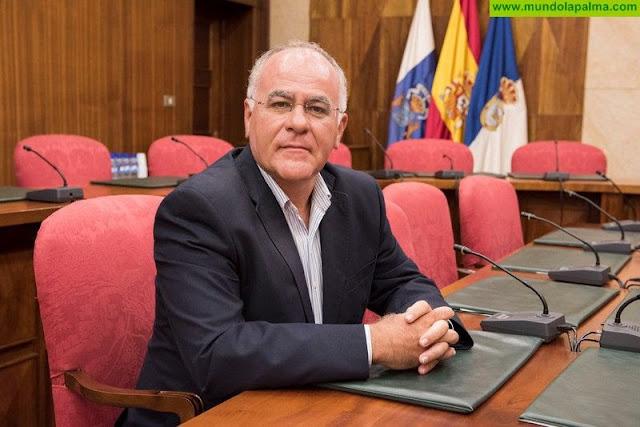 Cabrera advierte al Cabildo para que con la adaptación de los túneles no pase lo mismo que con la obra del de la cumbre