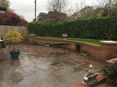 landscaper, landscaping, patio installer, paving, Ashtead, Surrey
