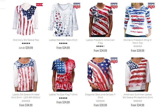 patriotic t-shirts design, women's t-shirt, women's tops