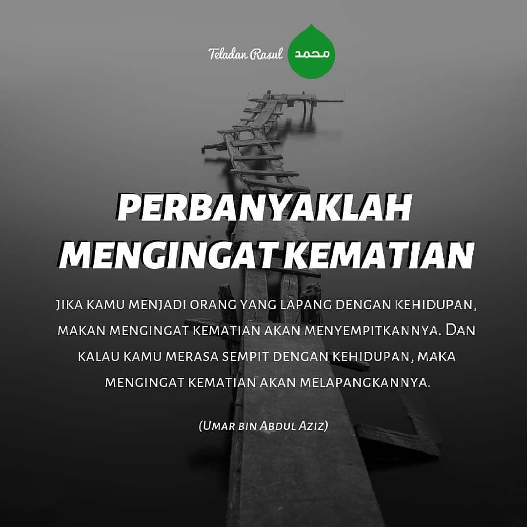 Kata Mutiara Islam Tentang Mengingat Kematian Rumah