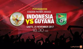 Susunan Pemain Timnas Indonesia vs Guyana: Spaso, Febri, Osvaldo, Septian Starter
