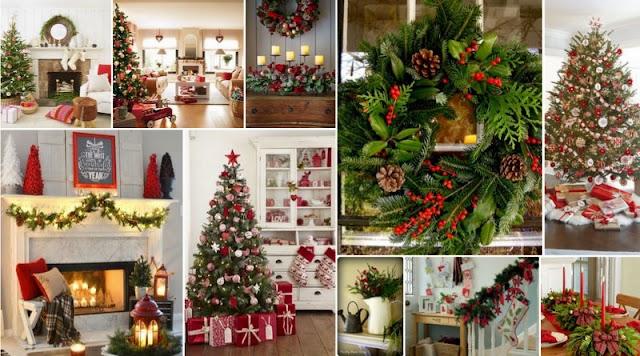 Κλασσικές Χριστουγεννιάτικες Διακοσμήσεις