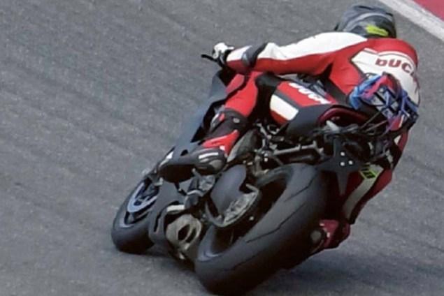 Imej Pertama Superbike Ducati V4 Muncul