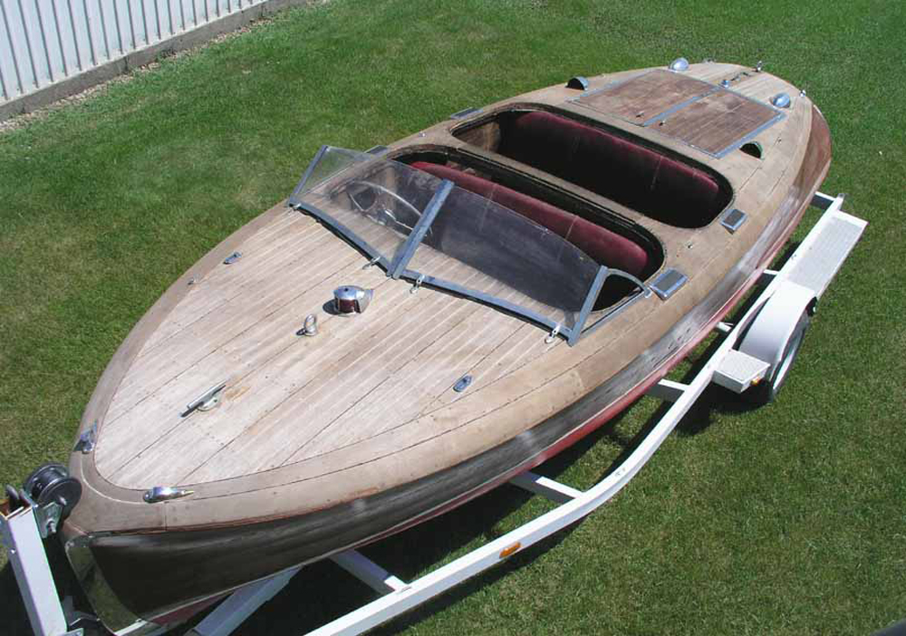 Chris Craft Runabout Boats For Sale