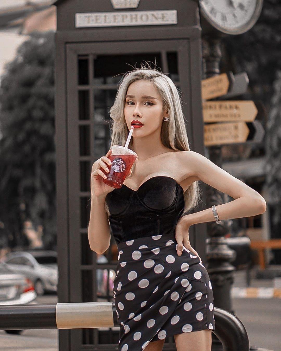 Palida Suwannachot - Most Beautiful Thai Transgender Mtf