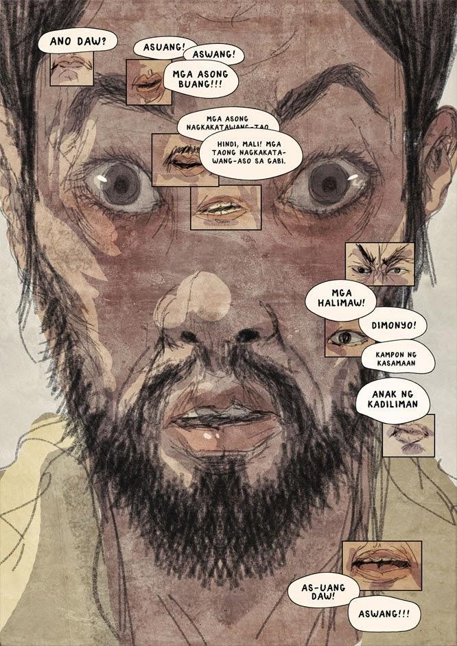 Bibliophile Stalker: Comic Review: Tabi Po Isyu 1 by Mervin Malonzo