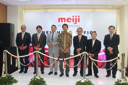 Lowongan Kerja Pasuruan Terbaru Bulan Januari 2020 PT. Meiji Indonesia