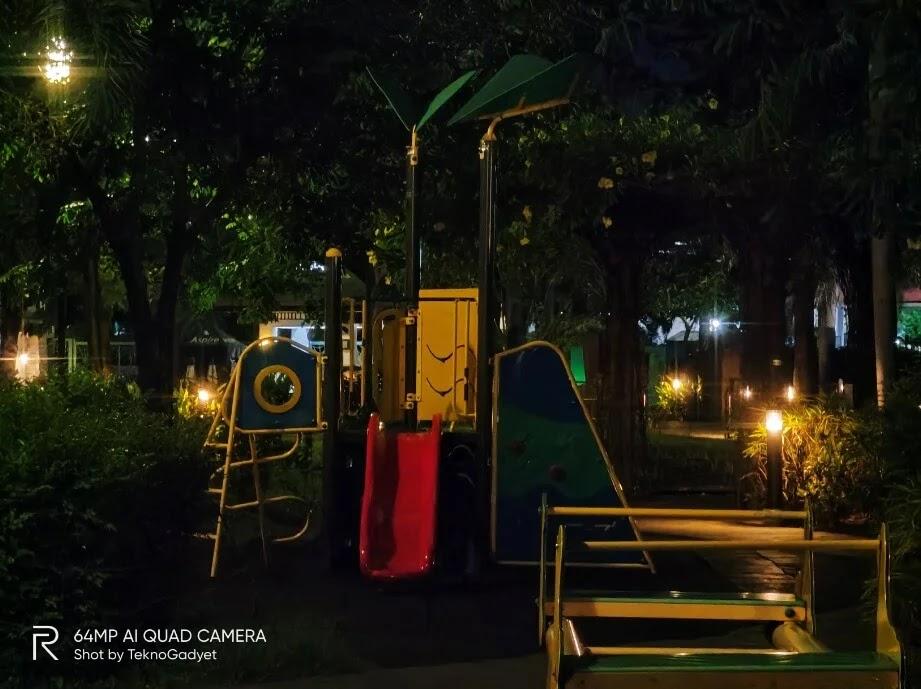 realme X3 SuperZoom Camera Sample - Playground, Night, Zoom 5x, Night Mode